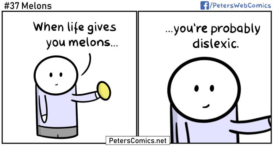 melons comic
