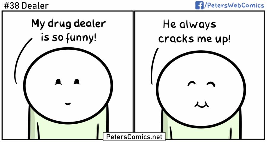dealer comic