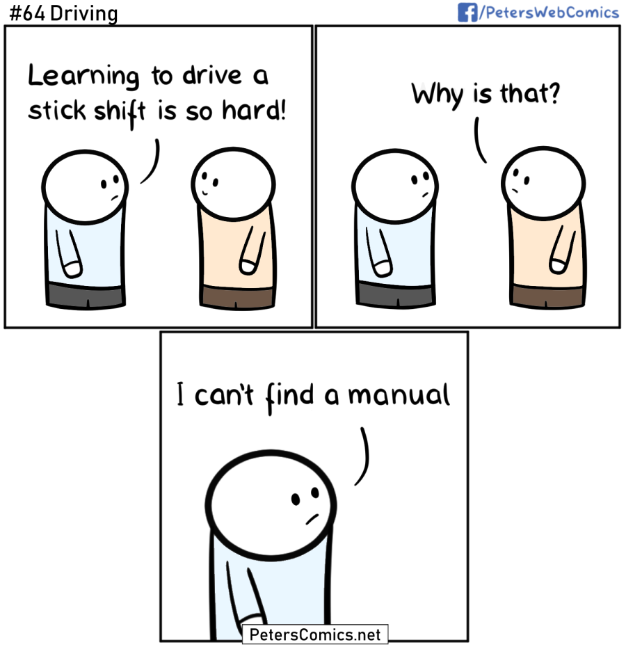 driving punny funny comic